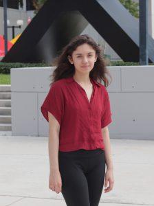 Photo of Heidi Perez Moreno.