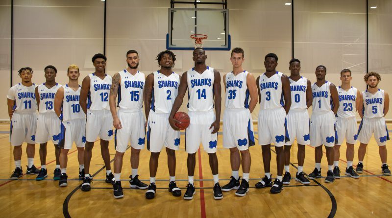 The MDC's men's basketball team.