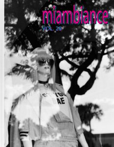 Front cover of Miambiance.
