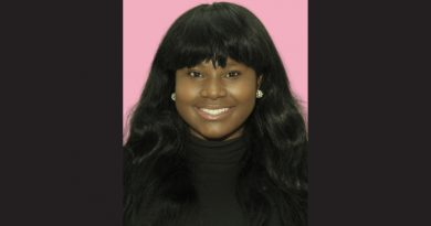 Photo of Danyelle R. Carter.