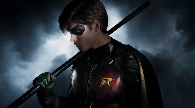 Promotional image for Titans.