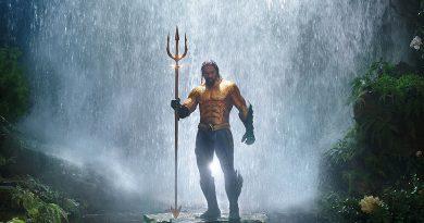 Scene from the movie Aquaman.