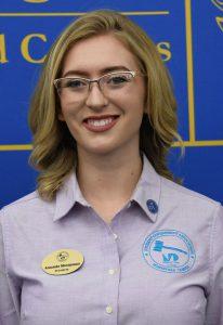 Photo of Amanda Shoopman.