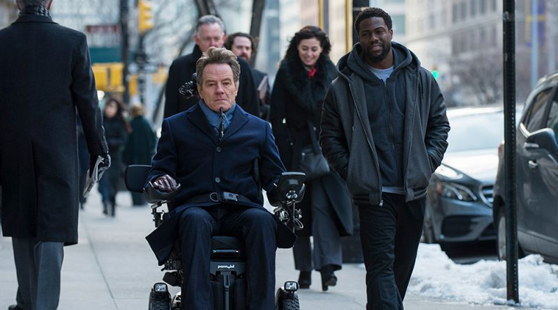 Scene from the movie The Upside.