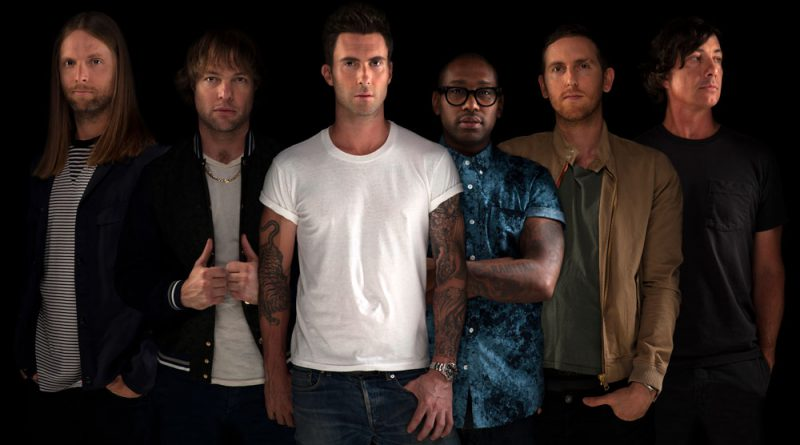 Photo of Maroon 5.