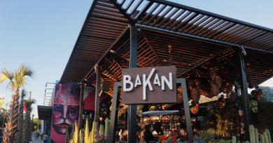 Exterior of the restaurant Bakan.