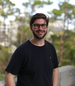 Photo of John Hermida.