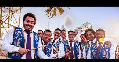 Photo of the band La Patronal.