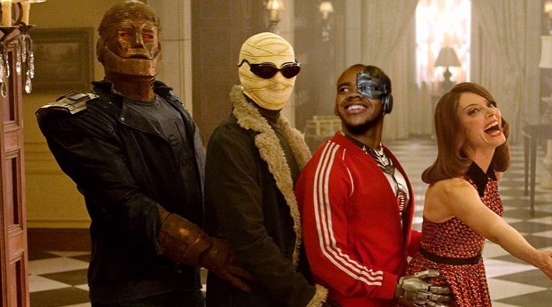 Scene from the show Doom Patrol.