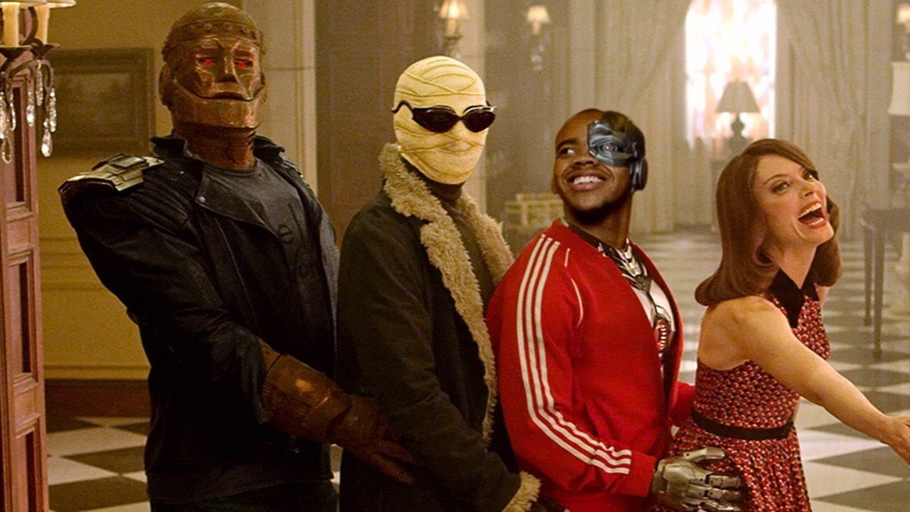 Quality Overflows In Dc Universe Show Doom Patrol