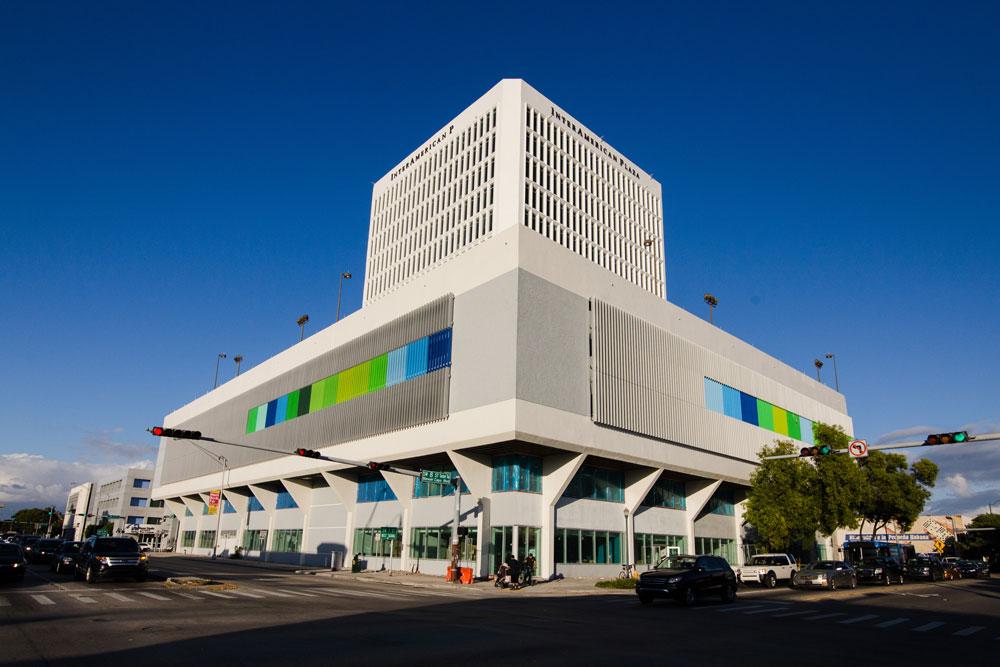 MDC Renames InterAmerican Campus In Honor Of Eduardo J