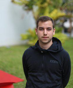 Photo of Jose Tovar.