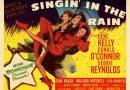 Movie poster Singin' In The Rain.
