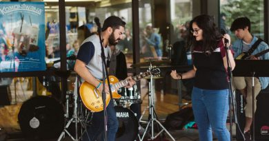 Vocal Fusion will perform at Spring Fling.