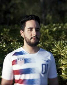 Photo of Christian Ortega.