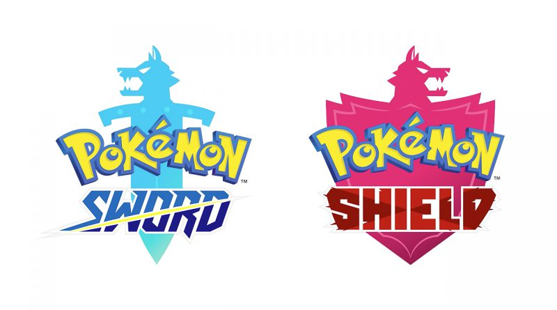 Logos for the Pokemon games.