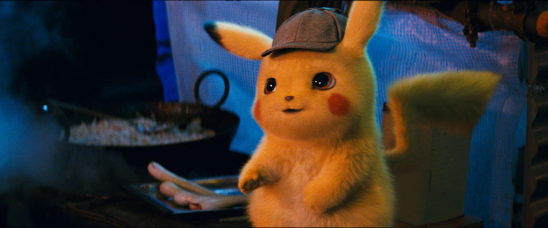 detective pikachu game tim