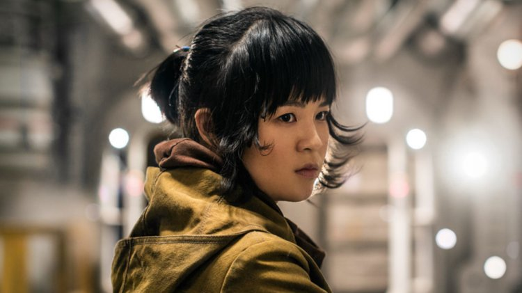 Image of actress Kelly Marie Tran.