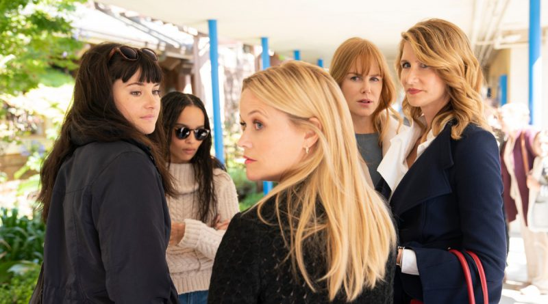 Scene from Big Little Lies.