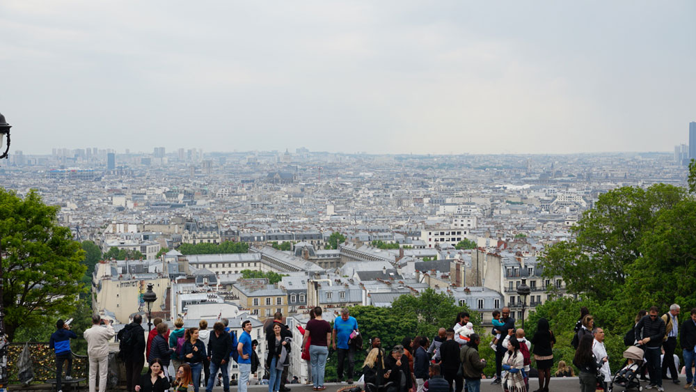 Photo of Paris, France.