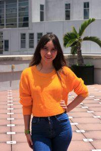 Photo of Lucia Galeano.