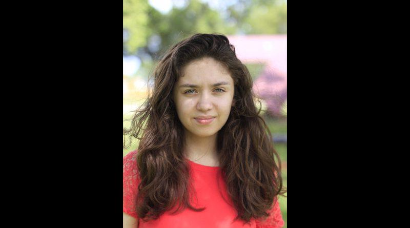 Photo of Heidi Perez-Moreno.