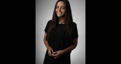 Maria Vizcaino lands internship at Bloomberg.