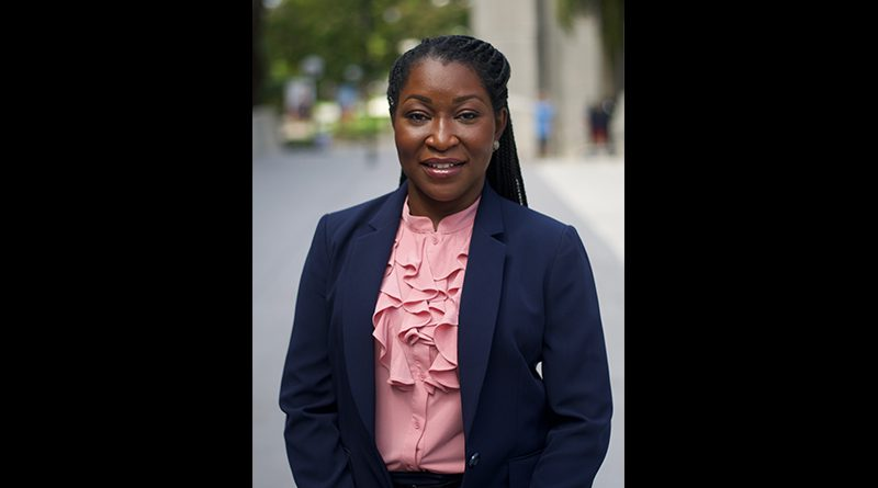 Cynthia Okoe is the new director of The Honors College at Kendall Campus.