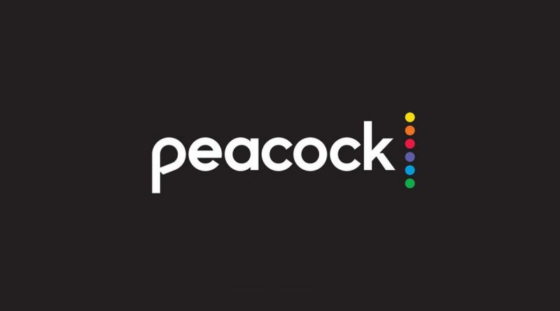 New streaming service, Peacock.