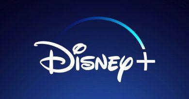 Disney plus logo.