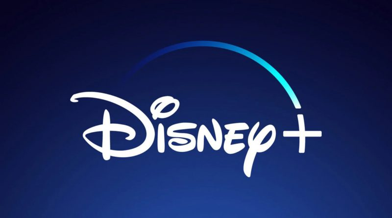 Disney plus logo.