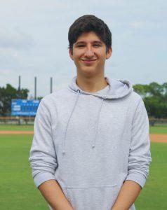 Photo of Daniel Tamariz.