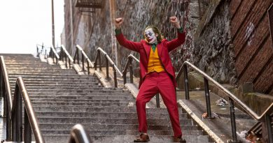 Scene from the movie Joker.