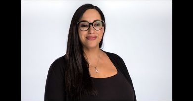 Kesia Vazquez is the new director of the New Student Center at North Campus.