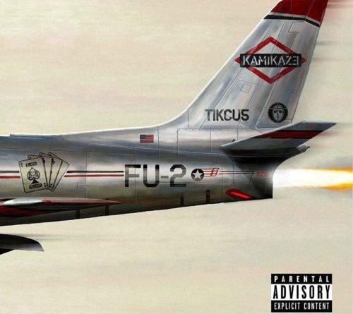Album cover for Eminem.