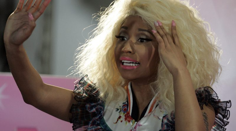 Photo of Nicki Minaj.