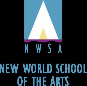 New World School of the Arts logo.