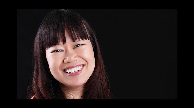 Photo of Akiko Tsuruga.