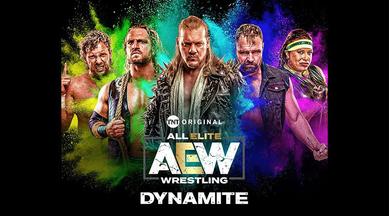 Promotional image for AEW.