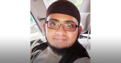 Salman Rashid pled not guilty to plotting attack.