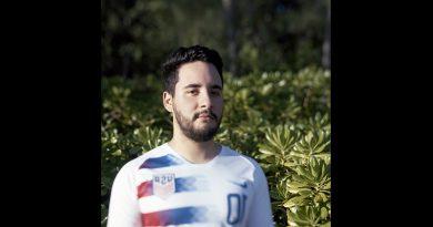 Christian Ortega will start a sports internship.