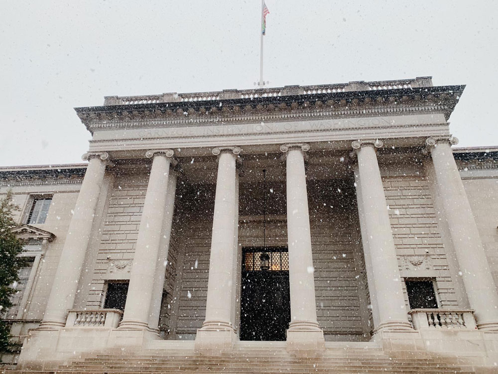 Image of the Carnegie Institute for Science.