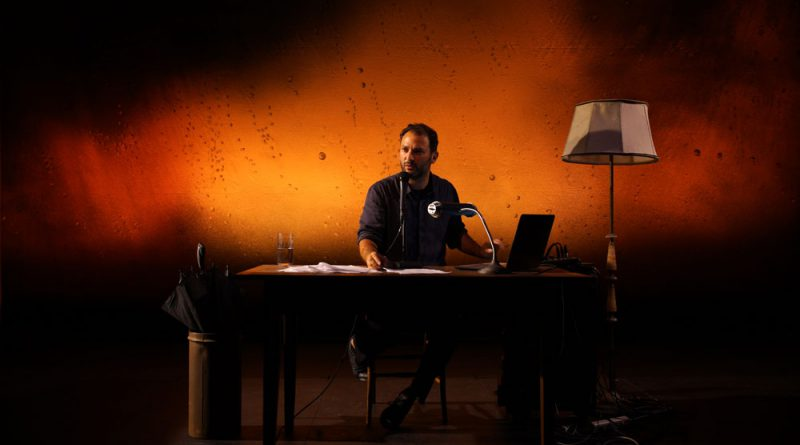Promotional image for Josh Fox.