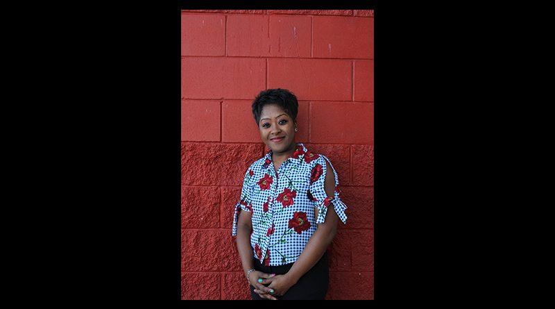 Photo of Kala Jordan Lindsey.