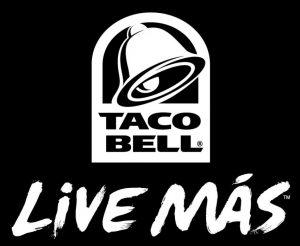Taco Bell logo.