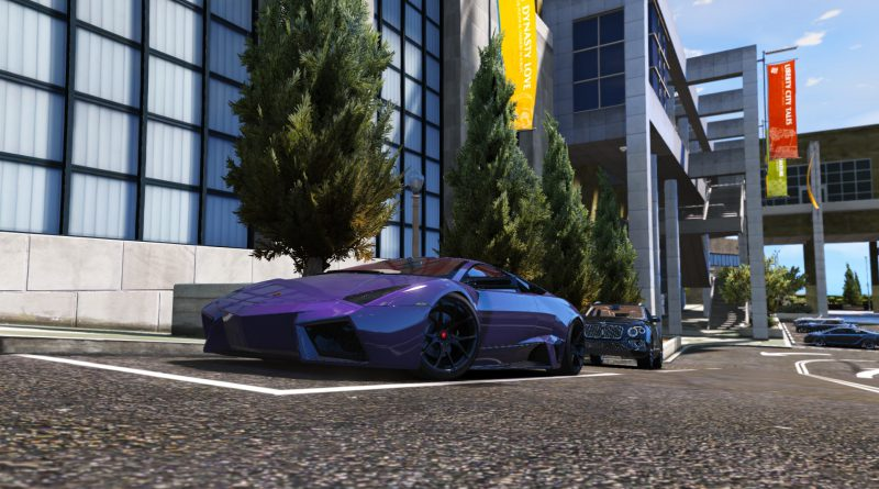 Image from the game Grand Theft Auto V.