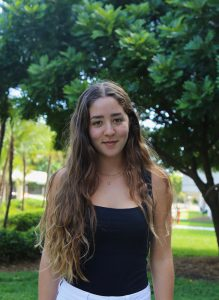Photo of Carolina de la Vega.
