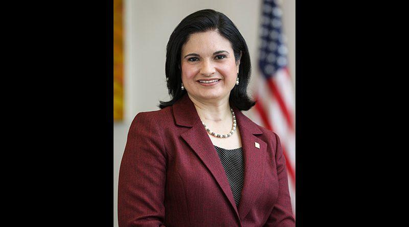 Lenore Rodicio, executive vice-president and provost at Miami Dade College.