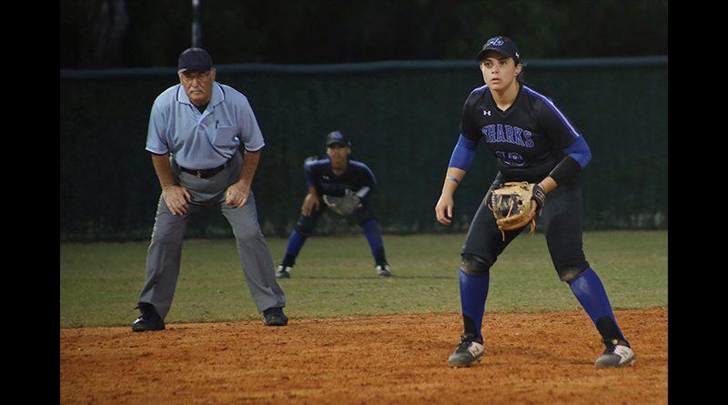 Nicole Gonzalez on the field.