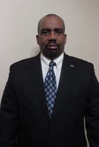 Andrew Carbon is the new dean of student services at West Campus.